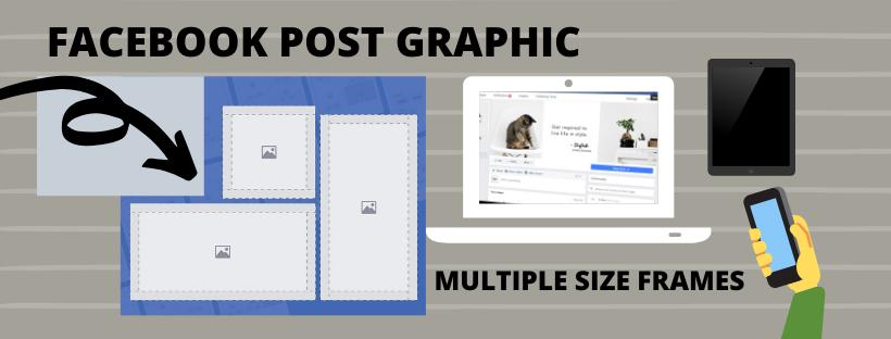 Facebook Post (Multiple Size) $45